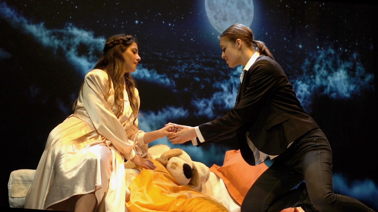 Comtèsse Adele -Le Comte Ory, Teatre de Sarrià