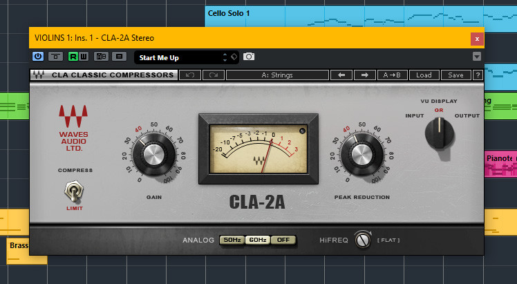 native instruments vc 2a compressor plugin