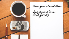 How to Resolve to Spend More Time With Family This Year