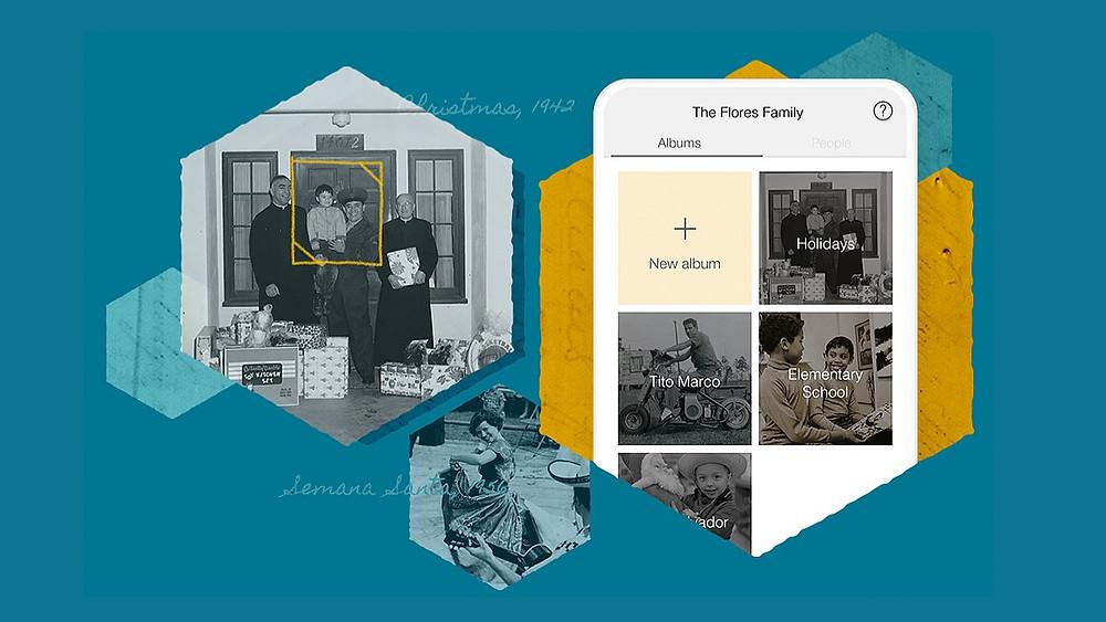 Family history app