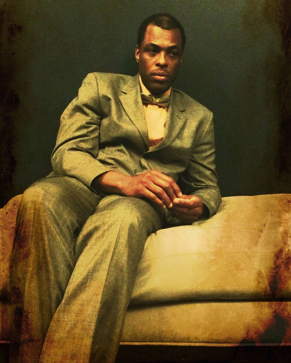 Rock & Soul Singer Keithen Banks