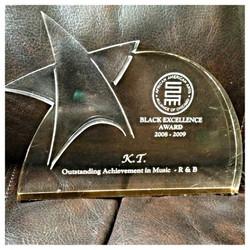 Keithen Banks Black Excellence Award