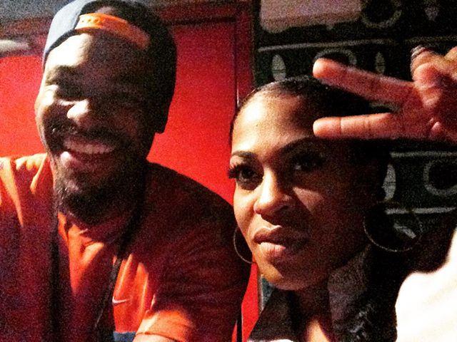 Keithen Banks w/Singer Lil Mo