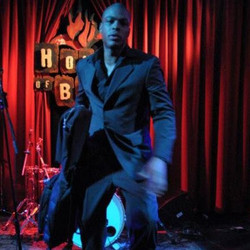 Keithen Banks at The House of Blues
