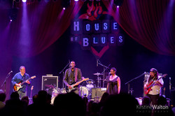 Keithen Banks/House of Blues w/Band