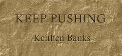 Keithen Banks Motivational Quote