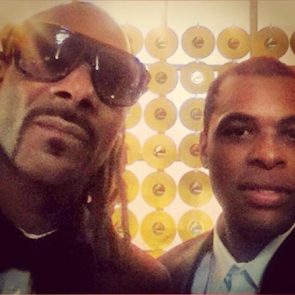 Keithen Banks w/Snoop Dog