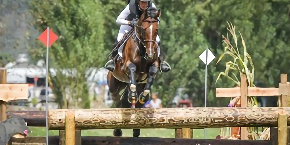 Eventing Clinic with Maeve Drew -     2 days $ 210 Sept 11-12
