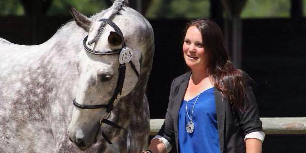 Eventing Clinic with Sara Sellmer $195