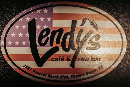 Lendy's Signature Sticker(s)