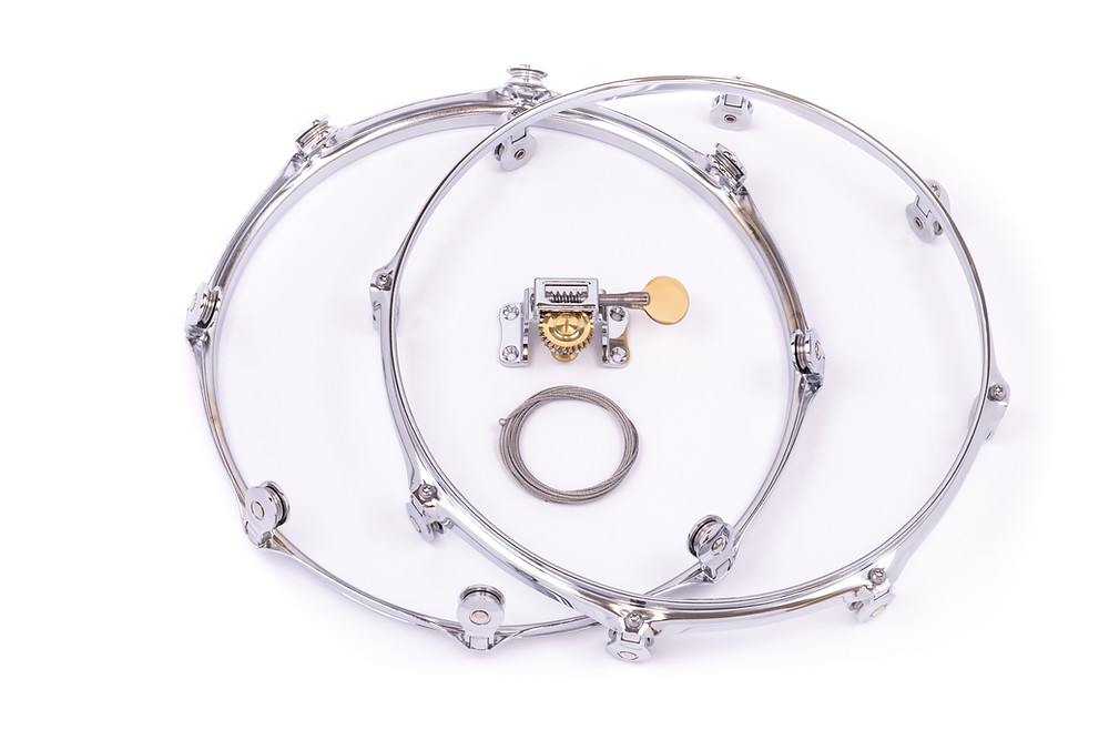 """WTS Drums Hardware Kit for 14"""" Tom Drum 