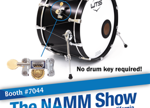 The Future of Drums: Why You Need to Try WTS at NAMM 2020