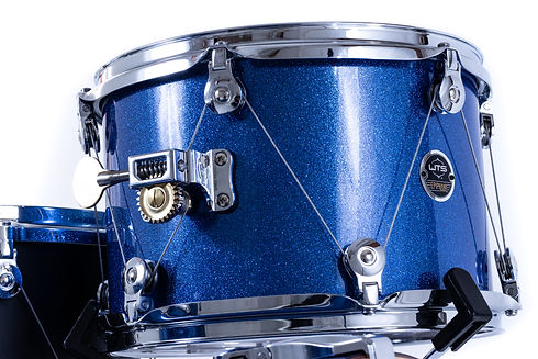 Epiphany Series - WTS drums featuring the WTS single-point drum tuning hardware - Welch Tuning Systems