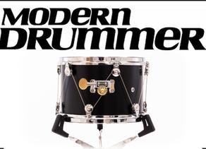 Modern Drummer Reviews WTS Artistry Series Drums