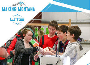 'Making Montana' Introduces Students to Innovation and WTS Artistry Series Drums