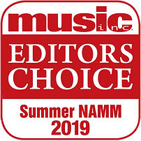Music Inc. Magazine | Editor's Choice Award | Summer NAMM 2019
