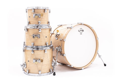 4/4 WTS Artistry Series™ | 4 PC Shell Pack (10,12,14,22)