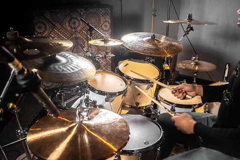 Drums with WTS hardware - collaborations