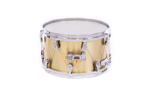 WTS Steve Pruitt Signature Snare drum | 13x7.5 snare | Brass | WTS single-point tuning system