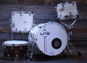 Rupp's Drums Reviews WTS Artistry Series Drums
