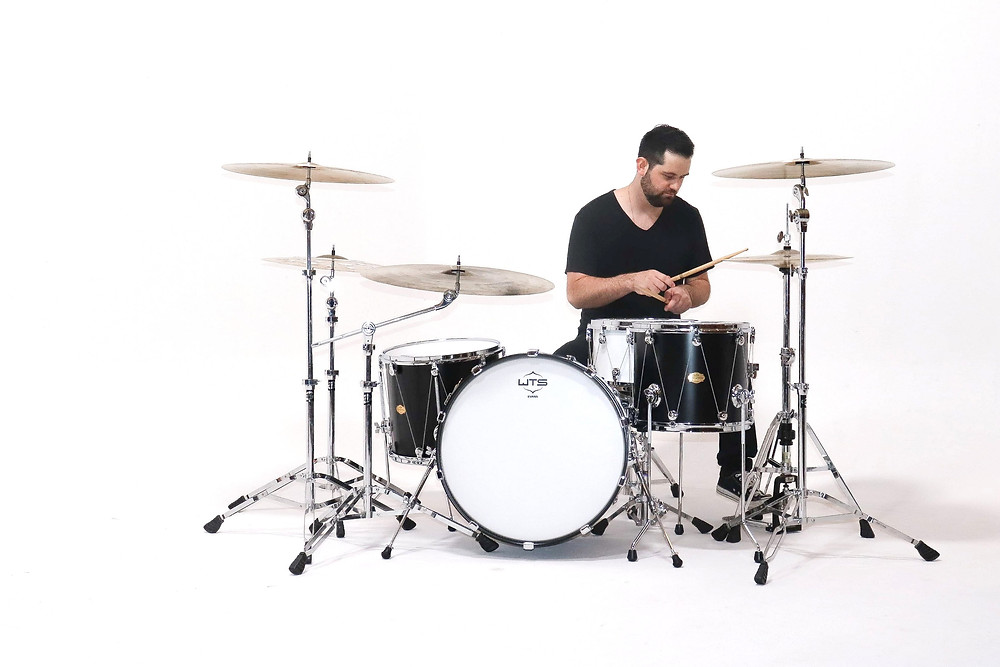 Four Reasons to Learn to Drum in 2021 - improve you mental health when you play a drum kit