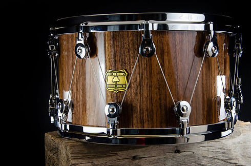 WTS Collaborations - Outlaw Drums and WTS Welch Tuning Systems