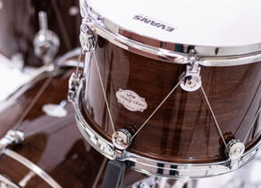 The Engineer Behind the Welch Tuning System Drum Hardware
