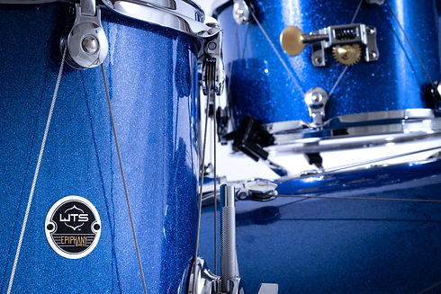 WTS Epiphany Series - drums for the working drummer - Welch Tuning Systems