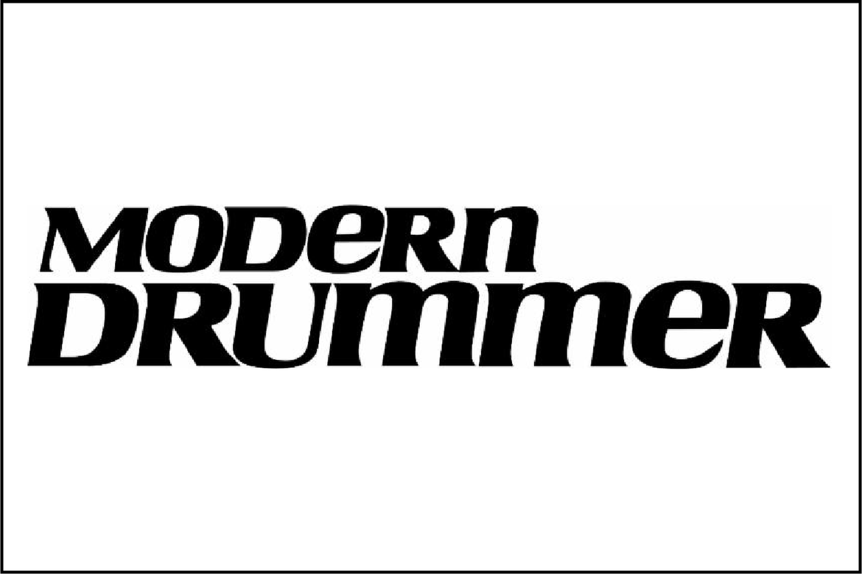 Modern Drummer   June 2020