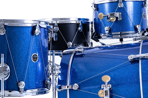 WTS series - Epiphany 3pc shell pack and snare drum for stage performances and gigs