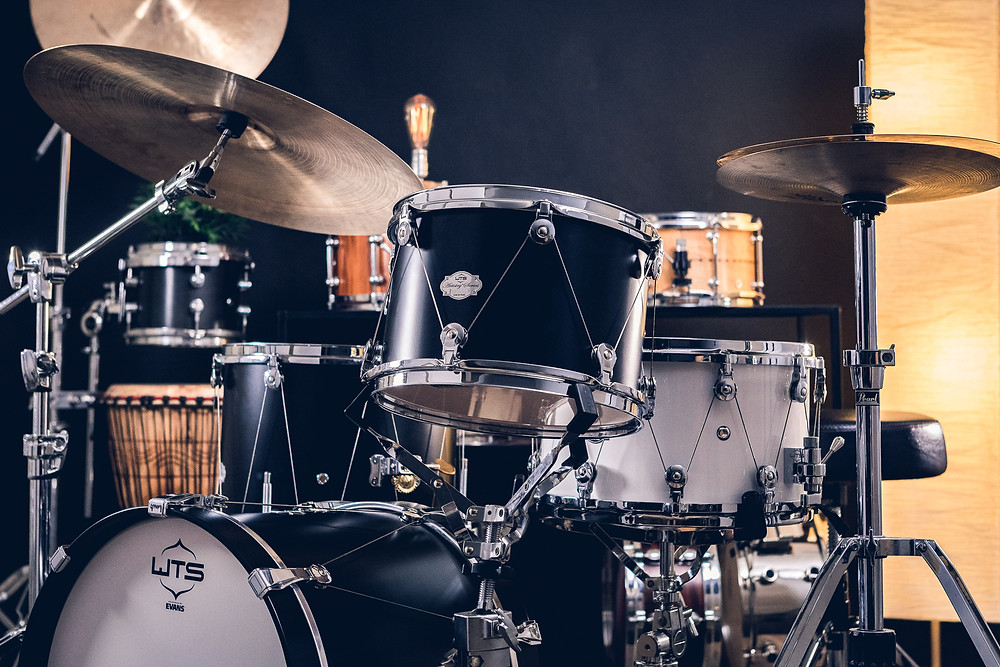 3/4 WTS Artistry Series drums | Welch Tuning Systems, Inc. | Sounds Like a Drum