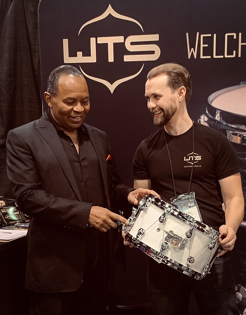 "Jonathan ""Sugarfoot"" Moffett with Samuel Welch - Welch Tuning Systems, Inc."