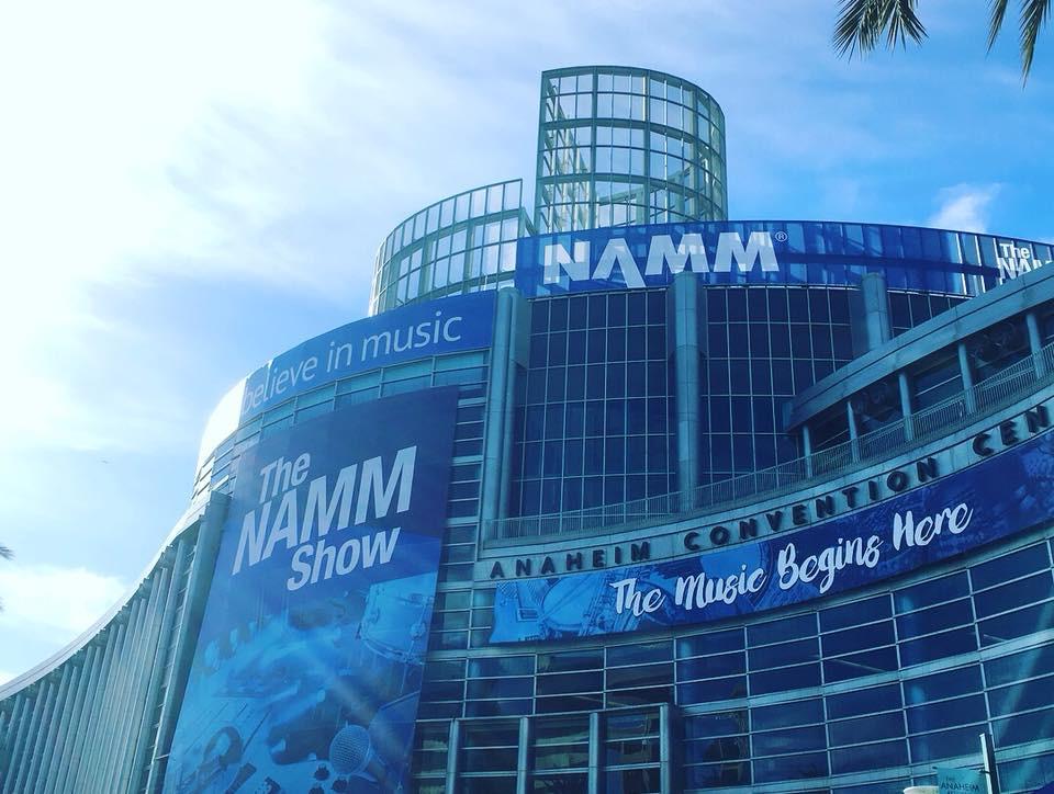 Anaheim NAMM Show 2018