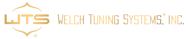 WTS Drums Welch Tuning Systems Inc logo