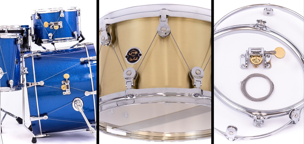 New affordable drums and innovative drum hardware kits | WTS Drums | Welch Tuning Systems