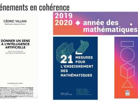 La semaine Numérique & Mathématiques