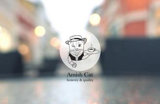 Amish Cat Cafe