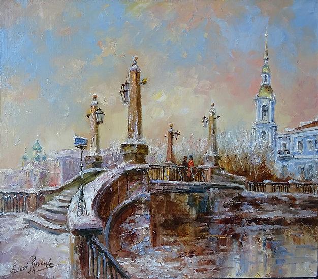 Alexey Rychkov - Near the cathedral