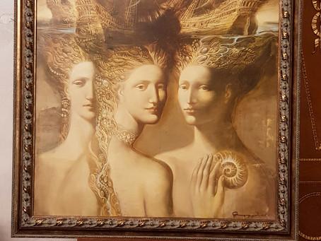 «Скоротечность времени» Армена Гаспаряна