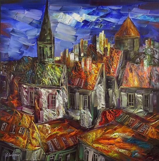 Сергей Инкатов  - Лето в городе