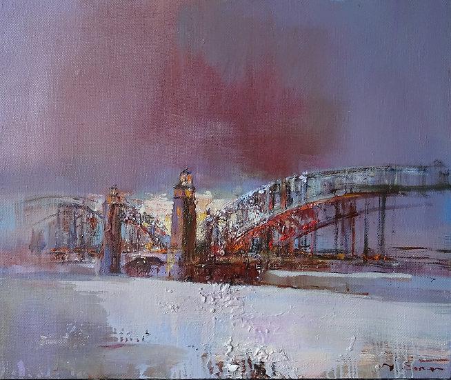 Ermolov Dmitry / Ermolov Dmitry - Dawn \ Sunrise - 70x120 sm
