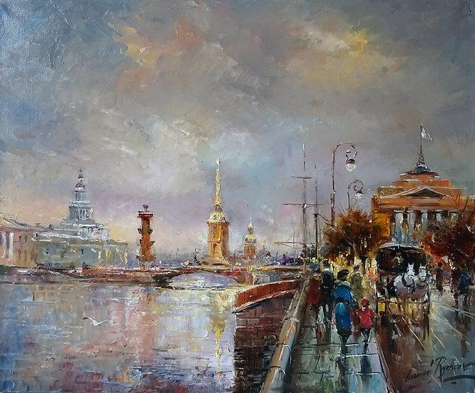Алексей Рычков\Alexey Rychkov – Прогулка по набережной\Walk at the embankment