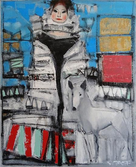Смирнов Андрей / Andrey  Smirnoff – Дама с собакой \ The lady with the dog