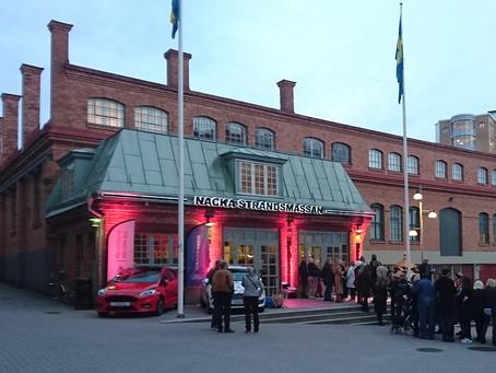 Итоги Фестиваля Affordable Art Fair в Стокгольме