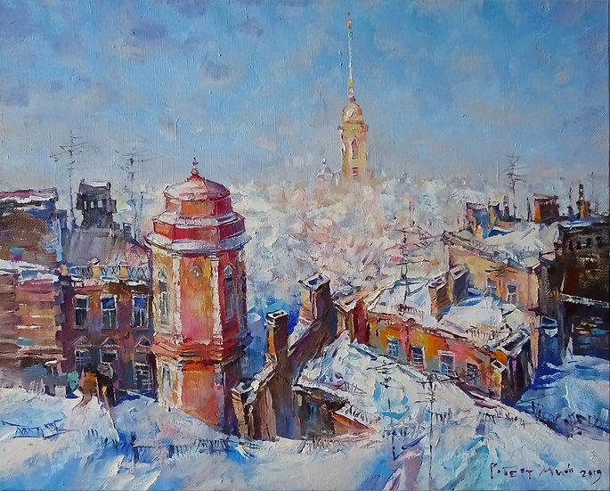 Роберт Миф - Весенний Петербург