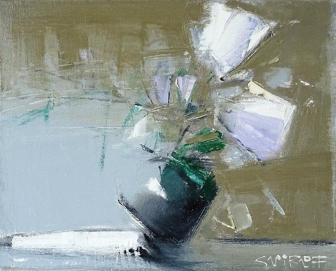 Смирнов Андрей \ Andrey Smirnoff – Натюрморт \ Still life – 40x50 sm