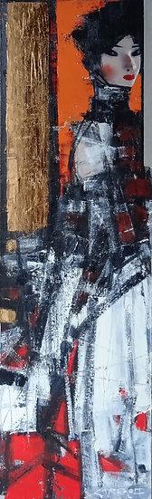Смирнов Андрей \ Andrey Smirnoff – Япокский мотив \  Japanese motif - 140x40