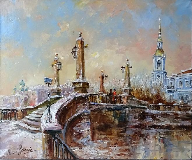 Алексей Рычков - У Никольского собора \ Near the cathedral
