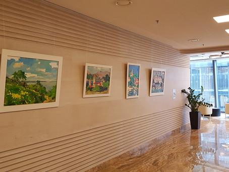 Выставка картин Владимира Кожевникова