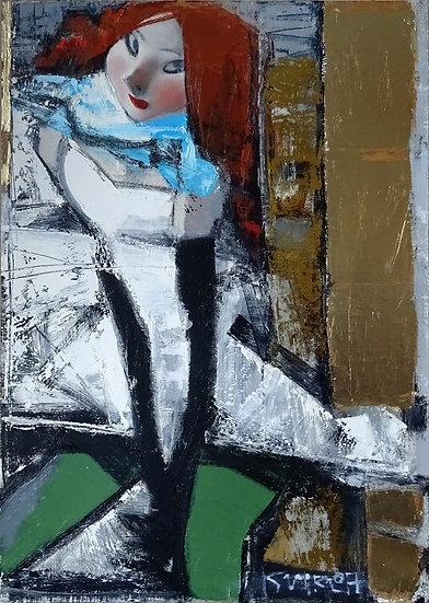Смирнов Андрей / Andrey  Smirnoff – Зеленые чулочки / Green stockings